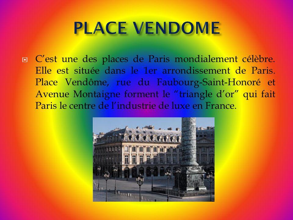 PLACE VENDOME