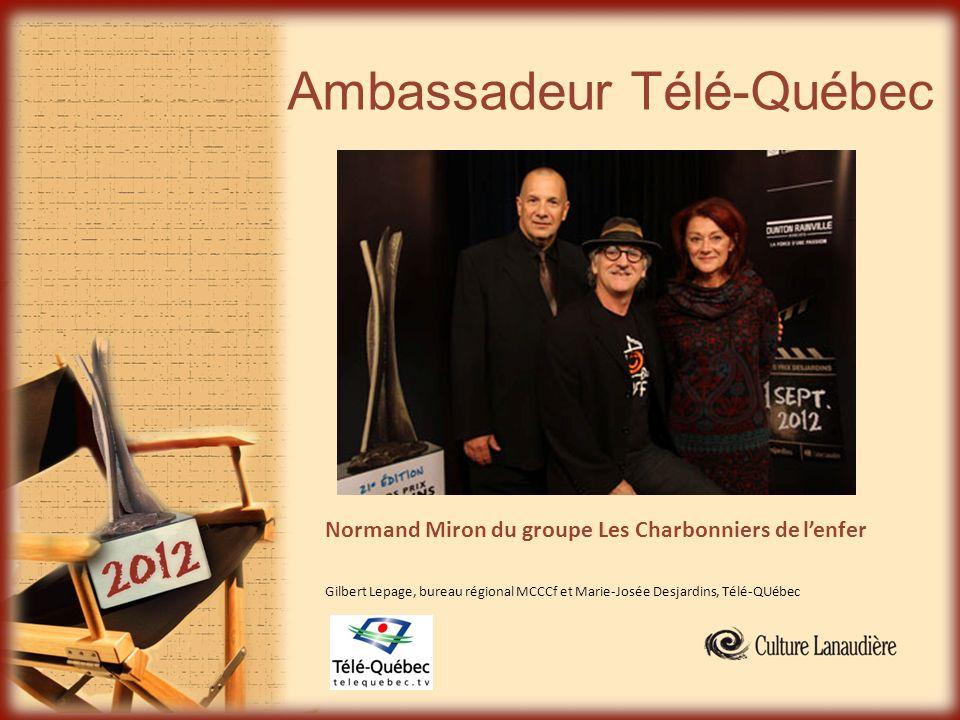 Ambassadeur Télé-Québec