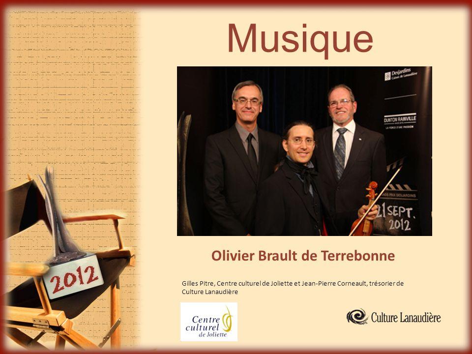 Musique Olivier Brault de Terrebonne