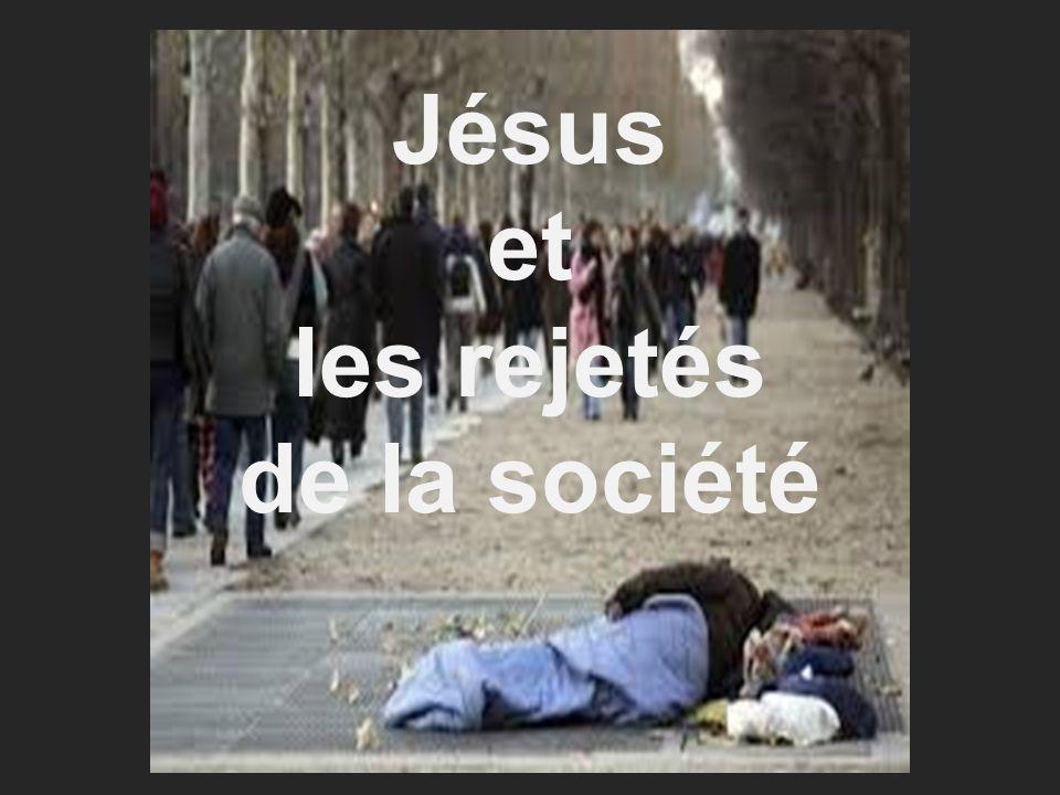 Jésus et les rejetés de la société