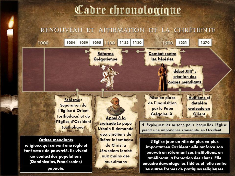 Renouveau et Affirmation de la chrétienté