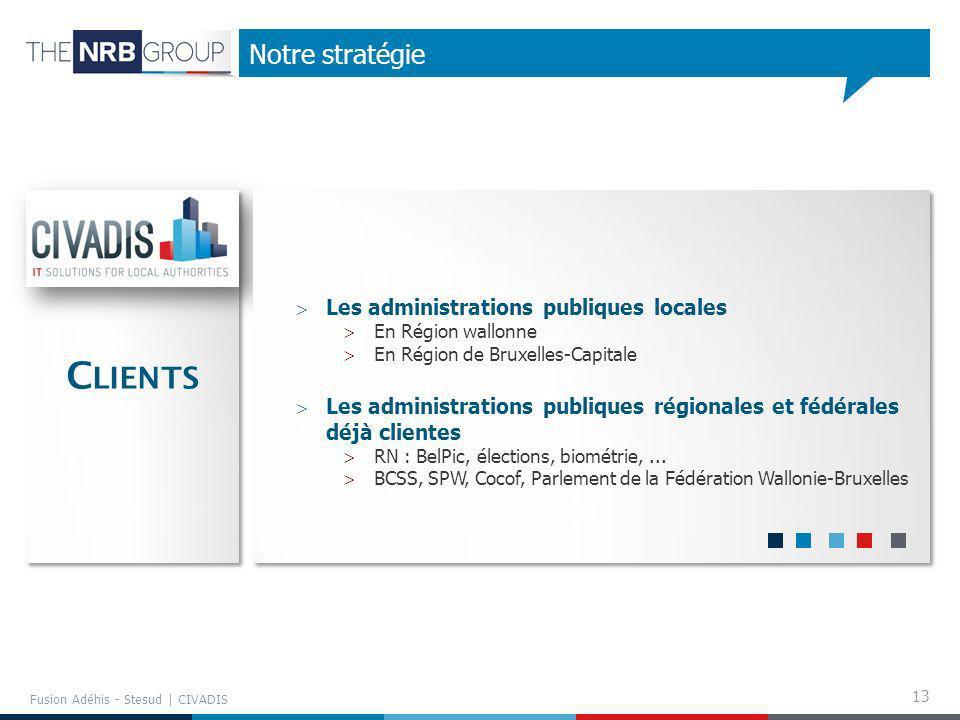 Clients Notre stratégie Les administrations publiques locales