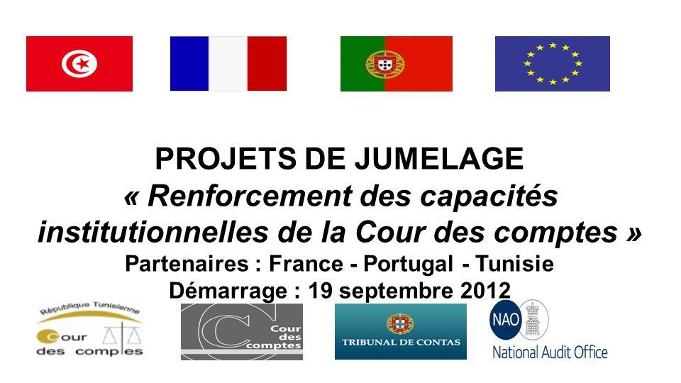 Partenaires : France - Portugal - Tunisie