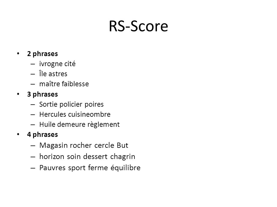 RS-Score Magasin rocher cercle But horizon soin dessert chagrin