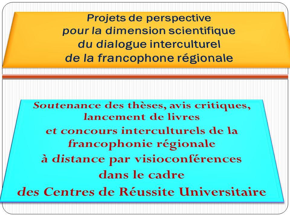 Soutenance des thèses, avis critiques, lancement de livres