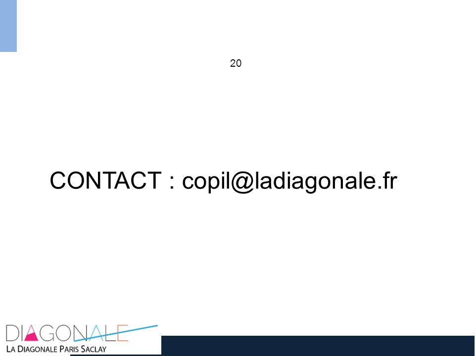 CONTACT : copil@ladiagonale.fr