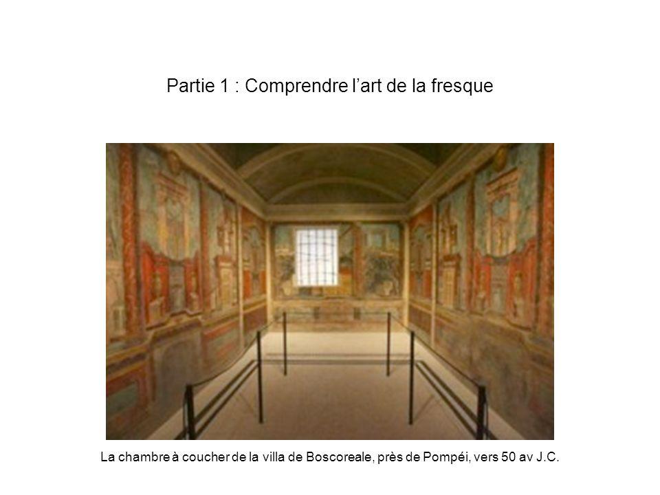 Partie 1 : Comprendre l'art de la fresque