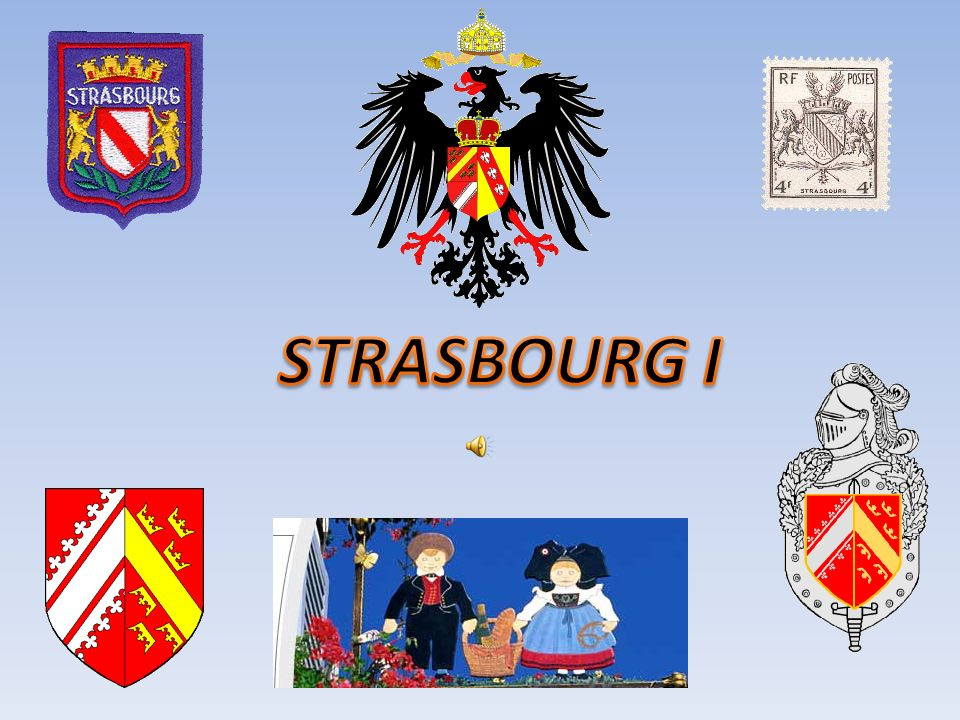 STRASBOURG I