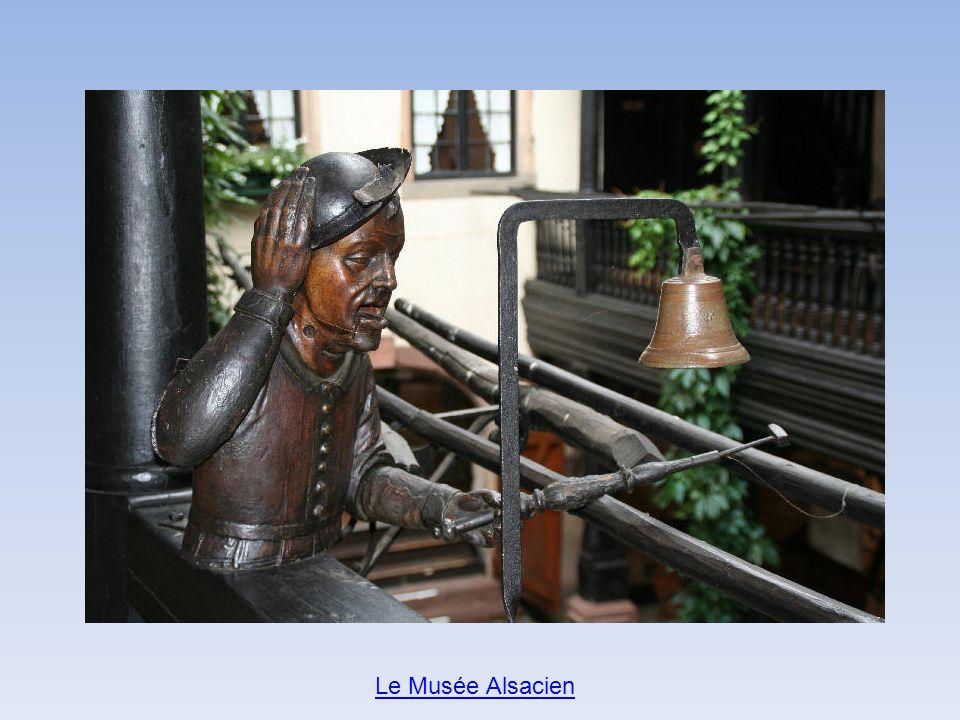 Le Musée Alsacien