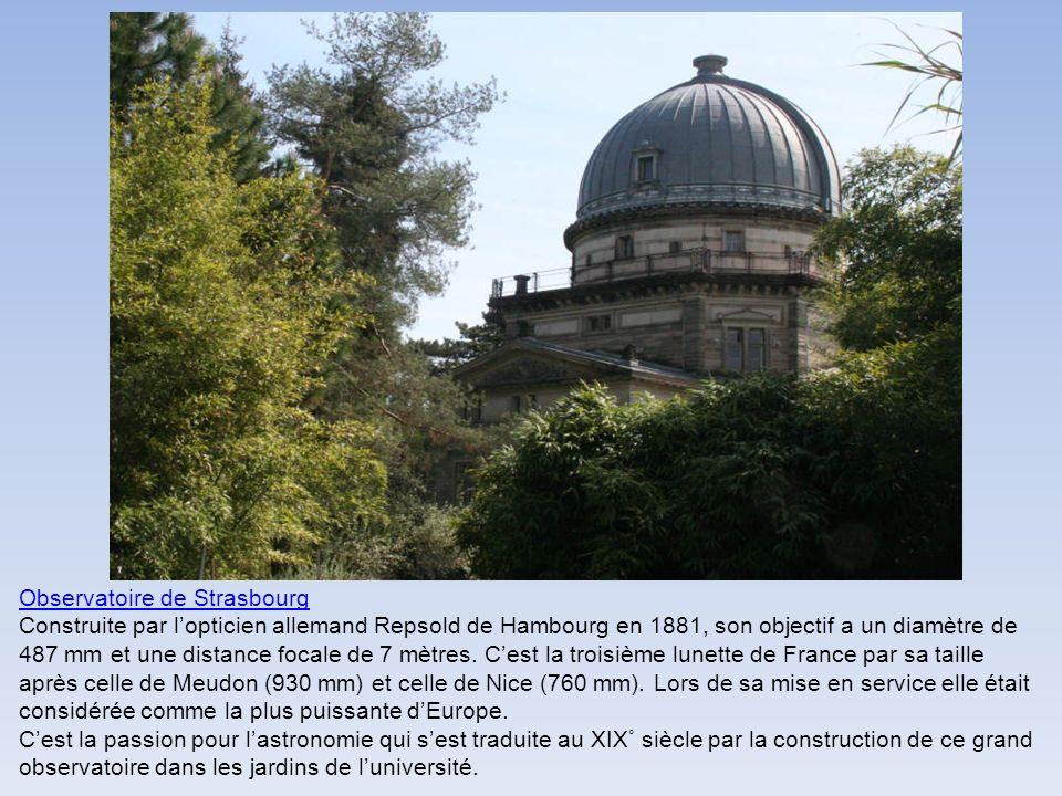 Observatoire de Strasbourg