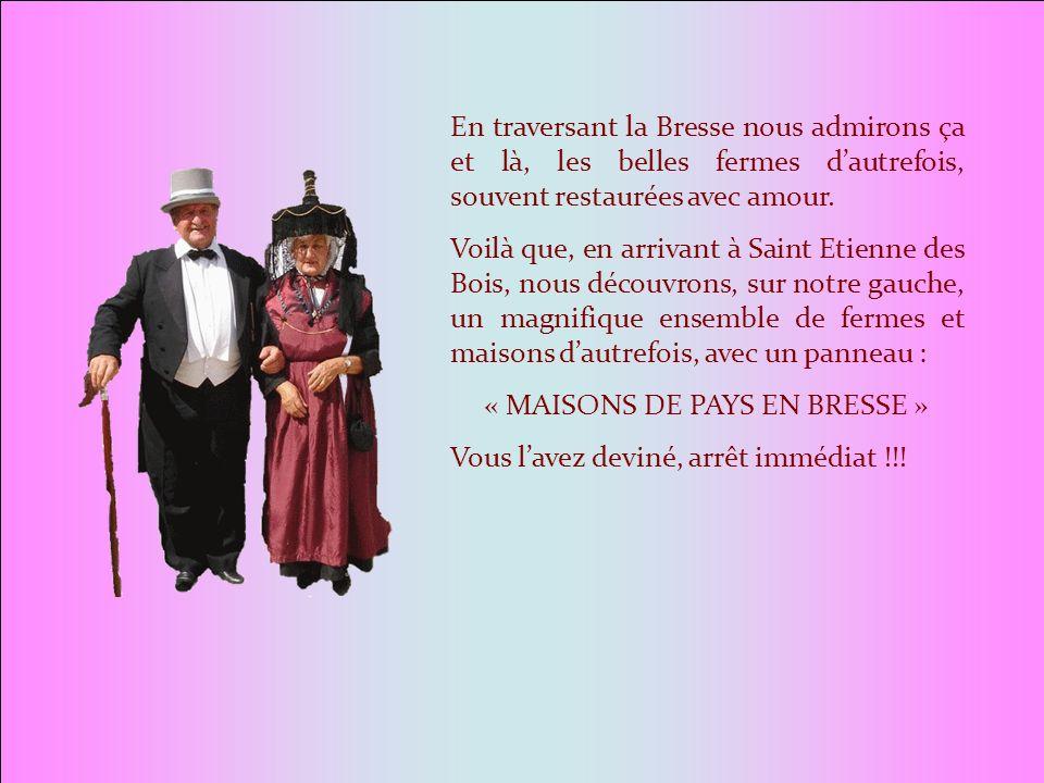« MAISONS DE PAYS EN BRESSE »