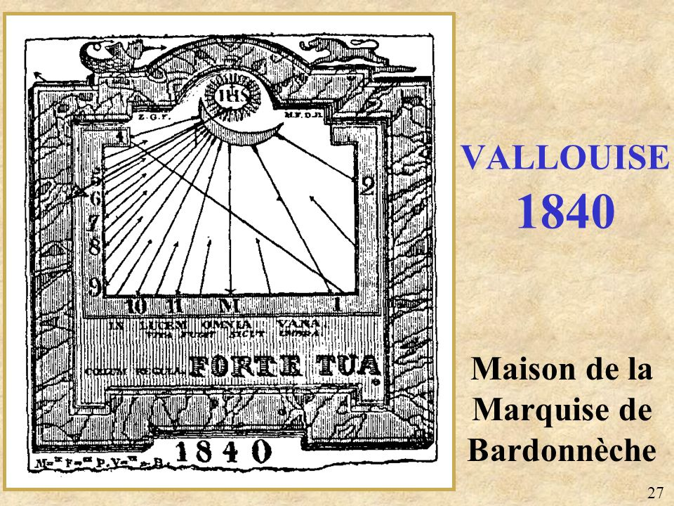 VALLOUISE 1840 Maison de la Marquise de Bardonnèche 27