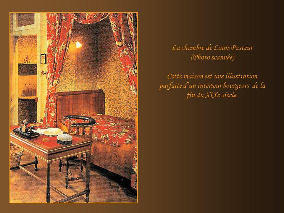 La chambre de Louis Pasteur