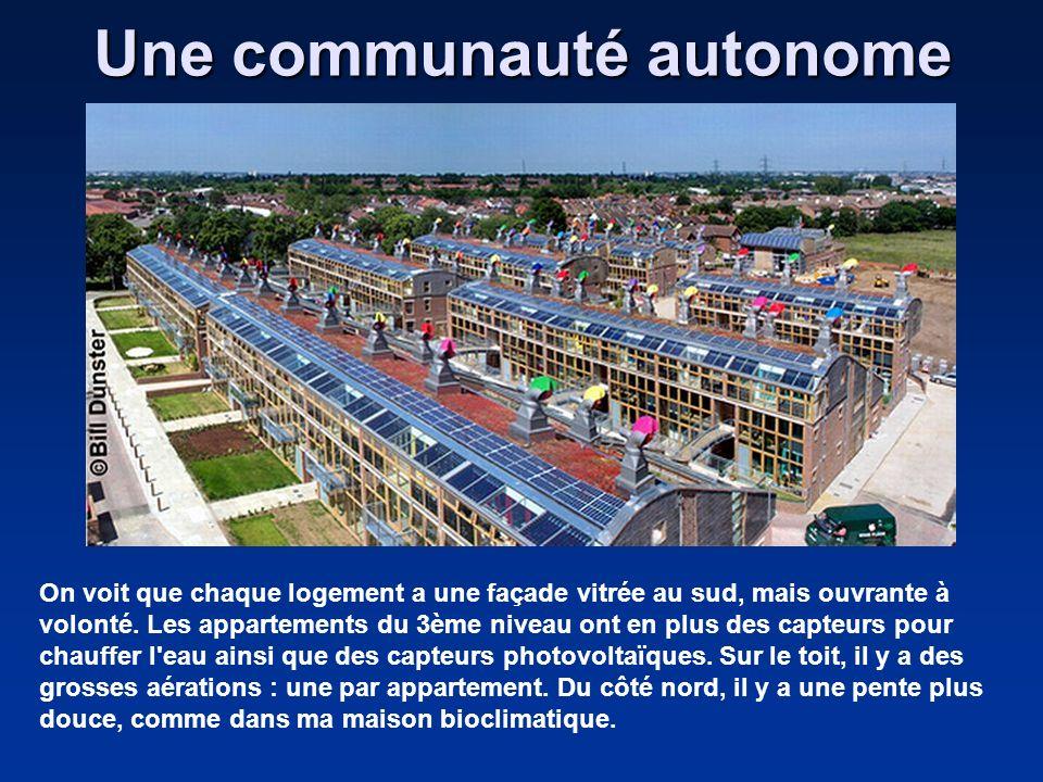Une communauté autonome