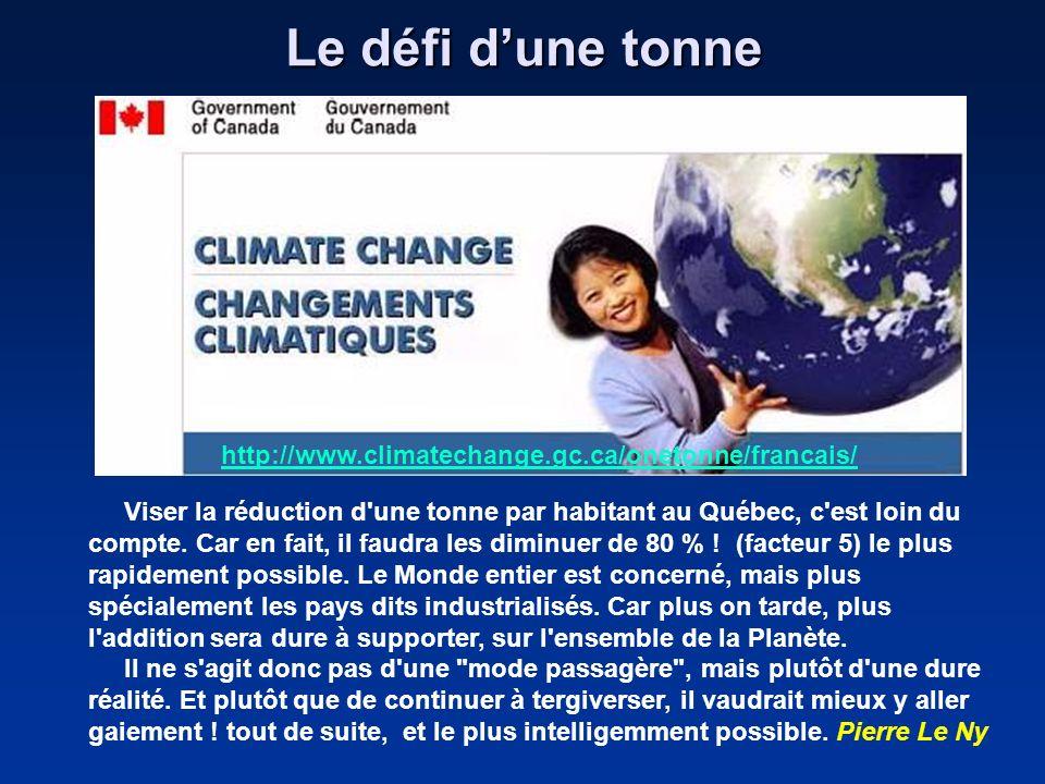 Le défi d'une tonne http://www.climatechange.gc.ca/onetonne/francais/