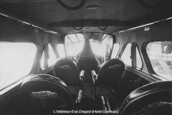 L'intérieur d'un Dragon (Henri Germain)