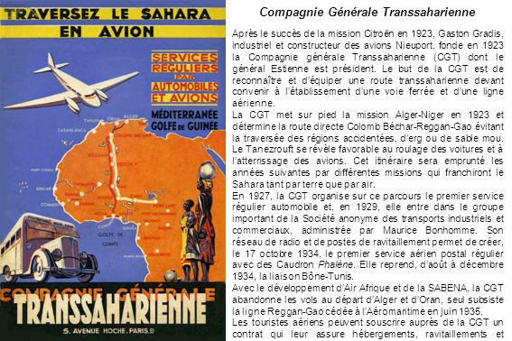 Compagnie Générale Transsaharienne