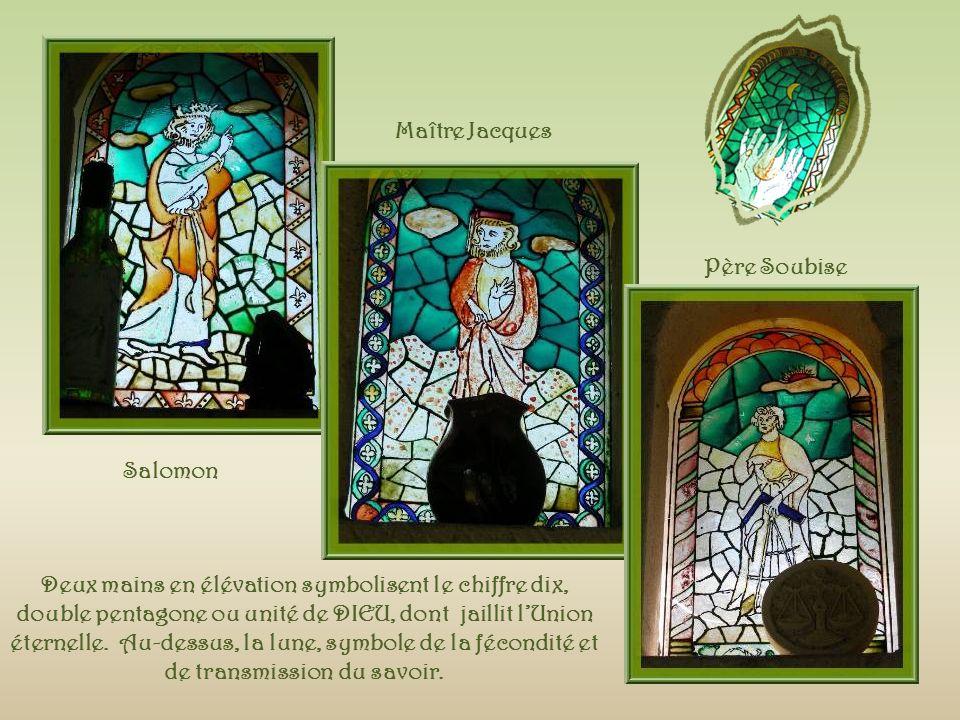 Maître Jacques Père Soubise. Salomon.