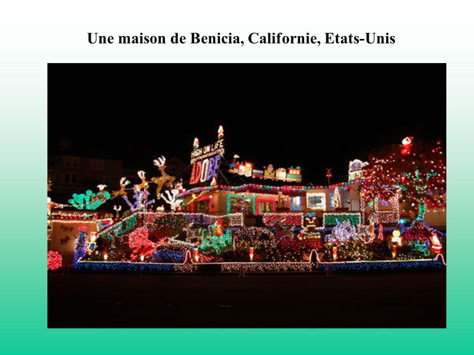 Une maison de Benicia, Californie, Etats-Unis