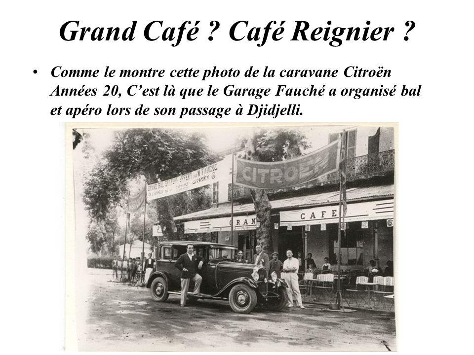 Grand Café Café Reignier