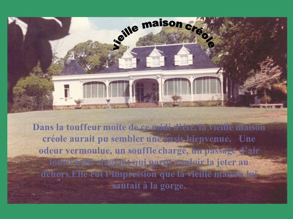 vieille maison créole