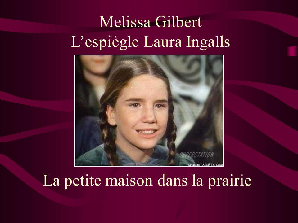 L'espiègle Laura Ingalls