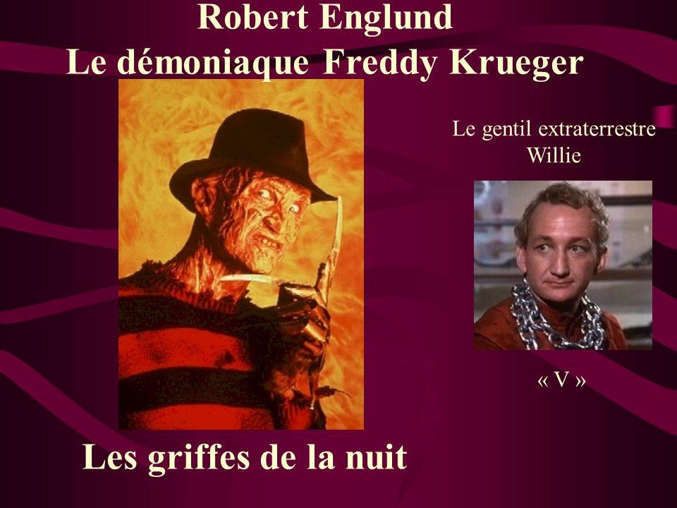 Le démoniaque Freddy Krueger