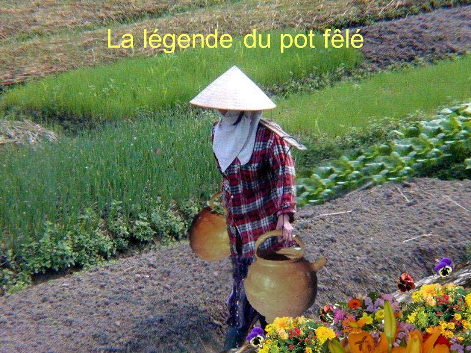 La légende du pot fêlé