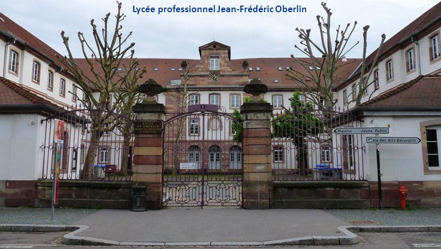 Lycée professionnel Jean-Frédéric Oberlin