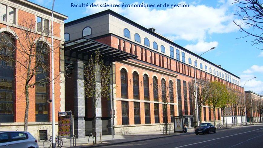 Faculté des sciences économiques et de gestion