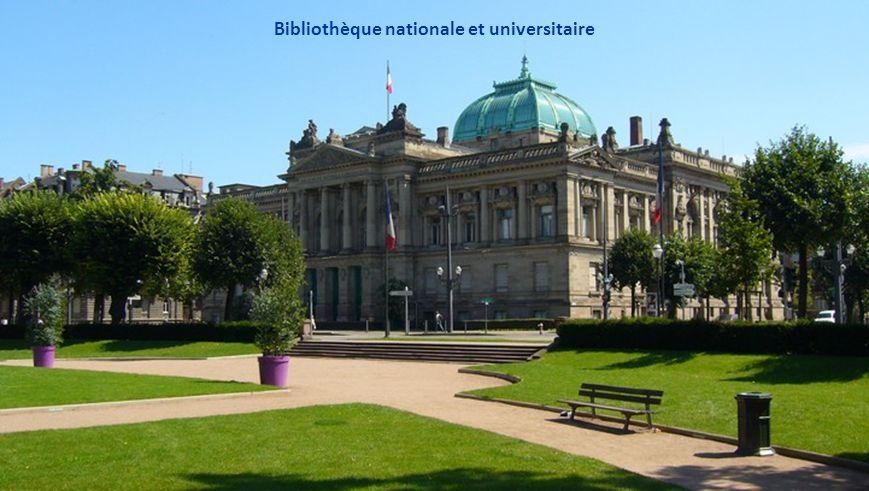 Bibliothèque nationale et universitaire