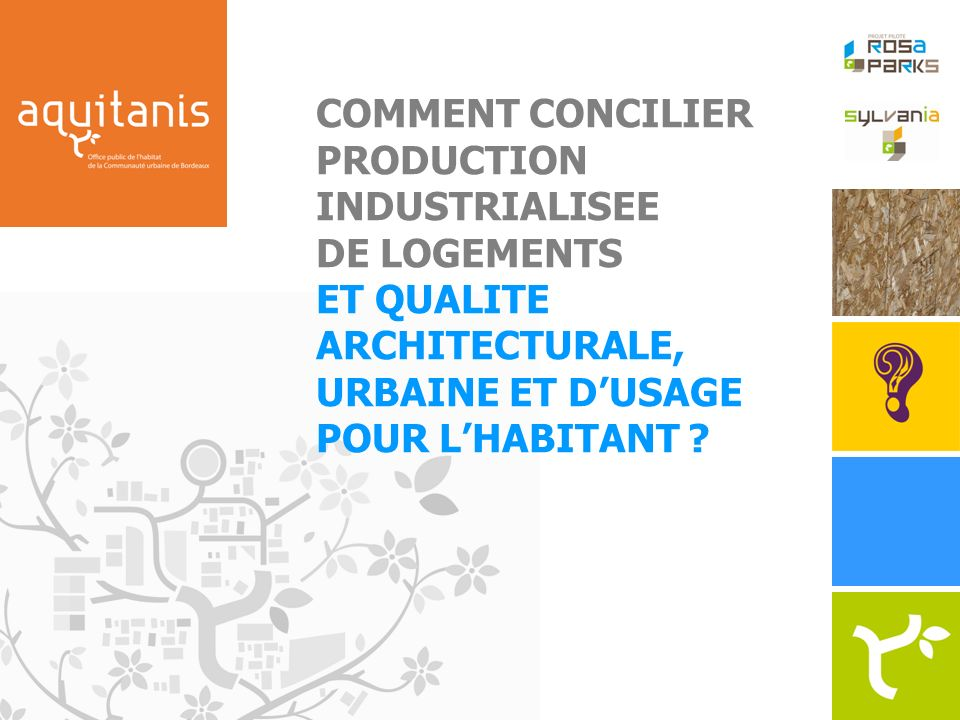 COMMENT CONCILIER PRODUCTION INDUSTRIALISEE