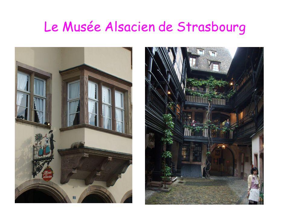 Le Musée Alsacien de Strasbourg