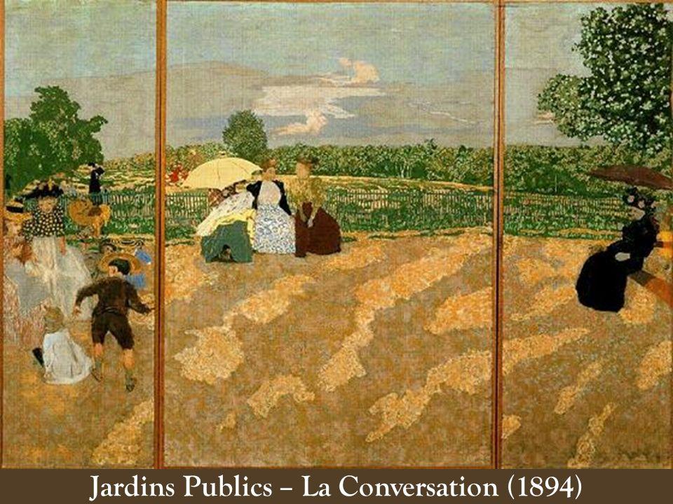 Jardins Publics – La Conversation (1894)