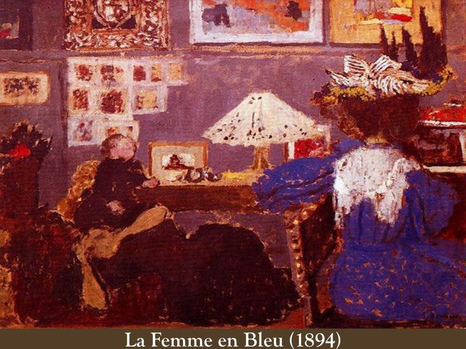 La Femme en Bleu (1894)