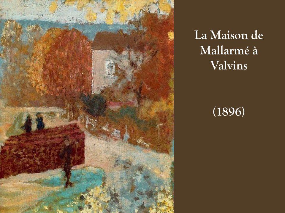 La Maison de Mallarmé à Valvins