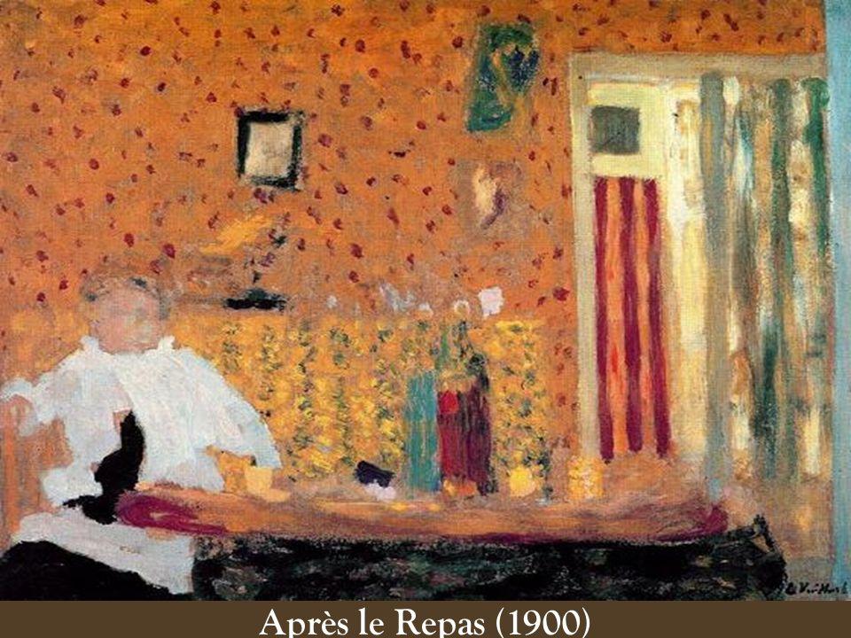 Après le Repas (1900)