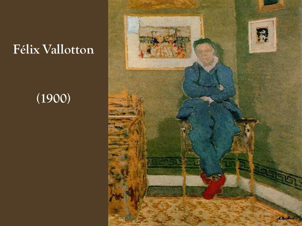 Félix Vallotton (1900)