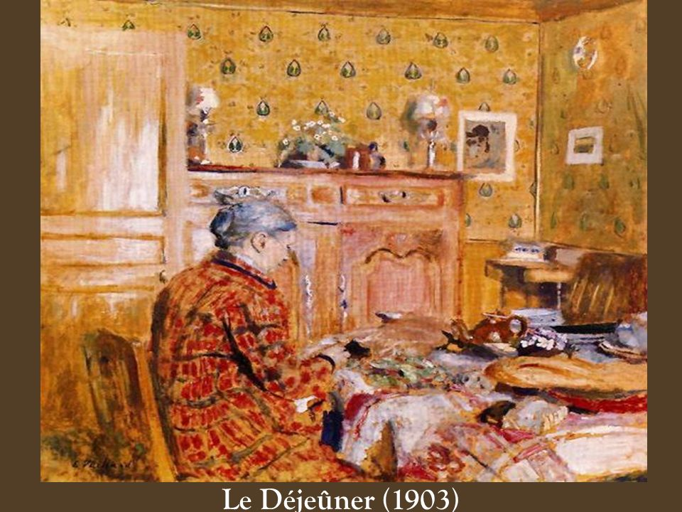 Le Déjeûner (1903)