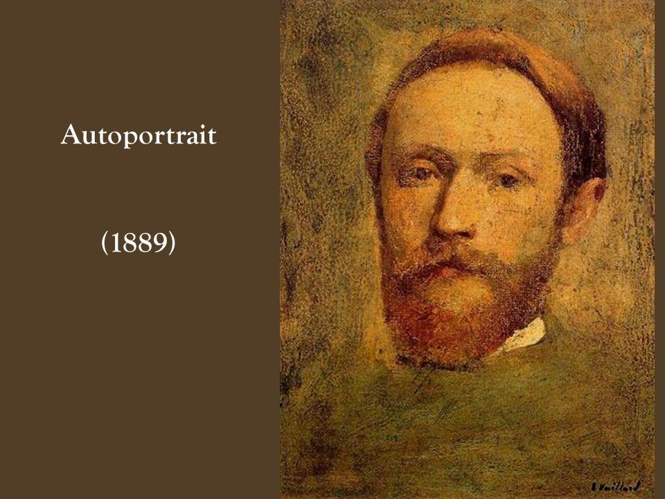Autoportrait (1889)