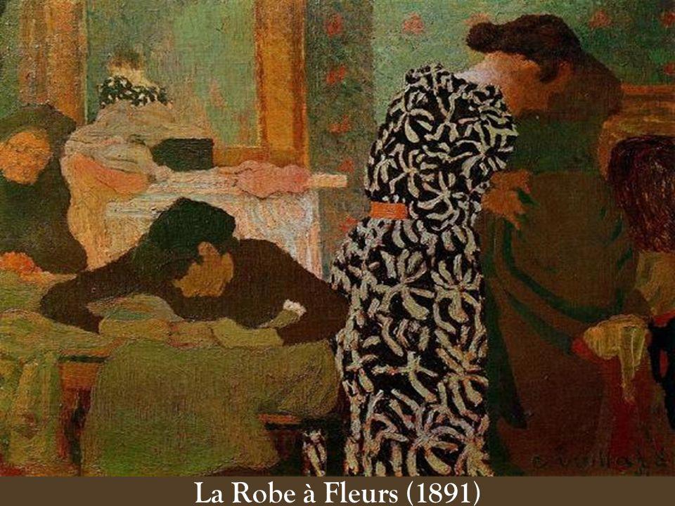 La Robe à Fleurs (1891)