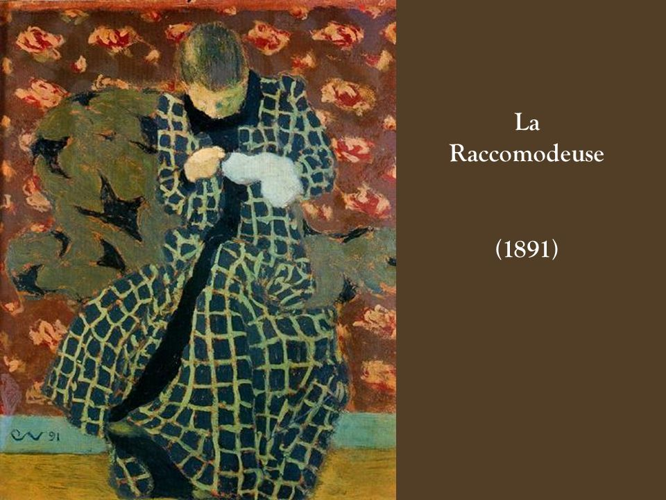 La Raccomodeuse (1891)