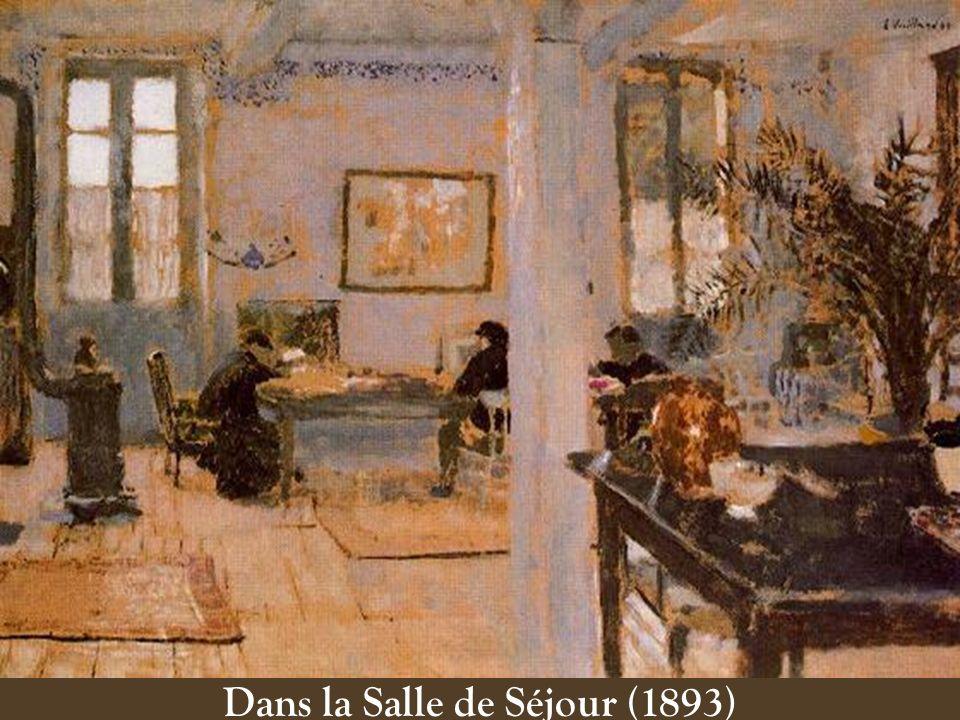 Dans la Salle de Séjour (1893)