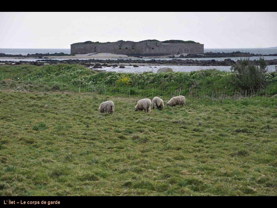 L' Îlet – Le corps de garde