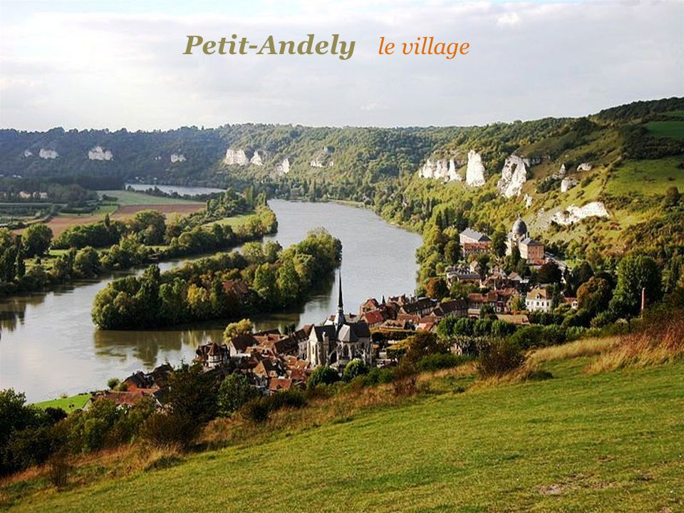 Petit-Andely le village