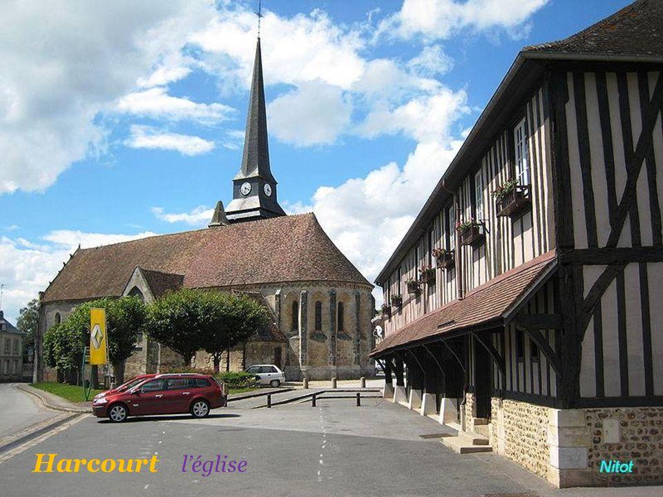 Harcourt l'église