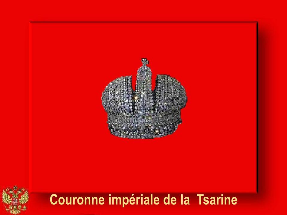 Couronne impériale de la Tsarine
