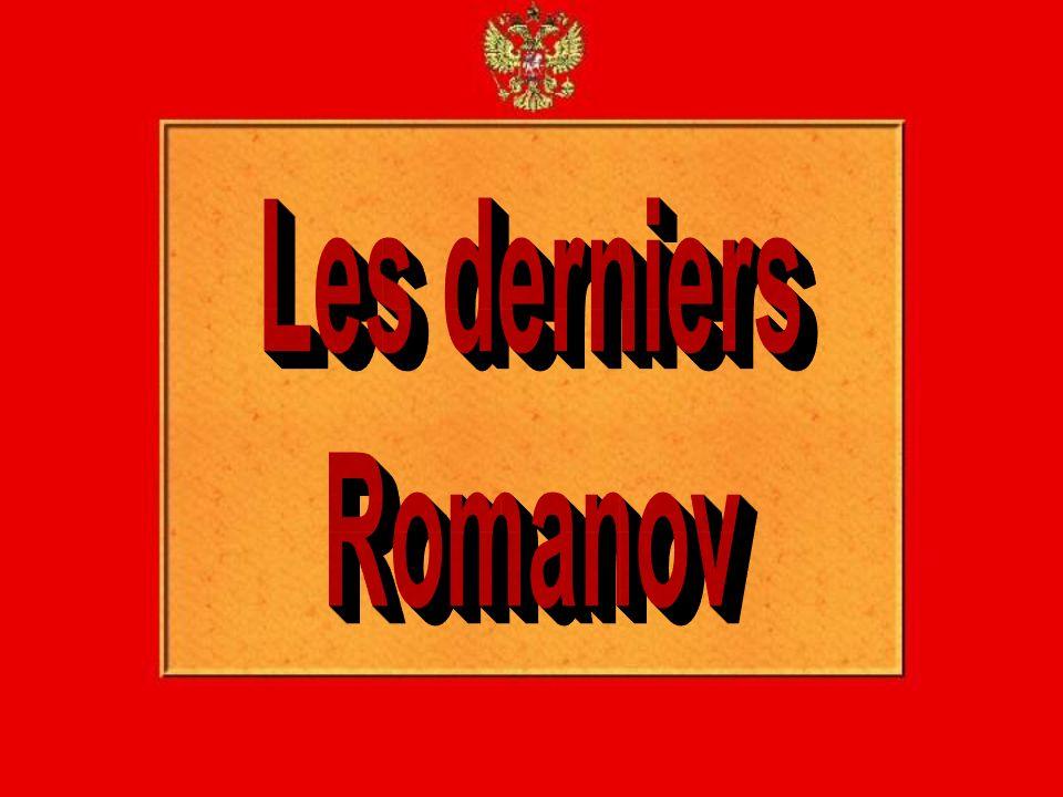 Les derniers Romanov