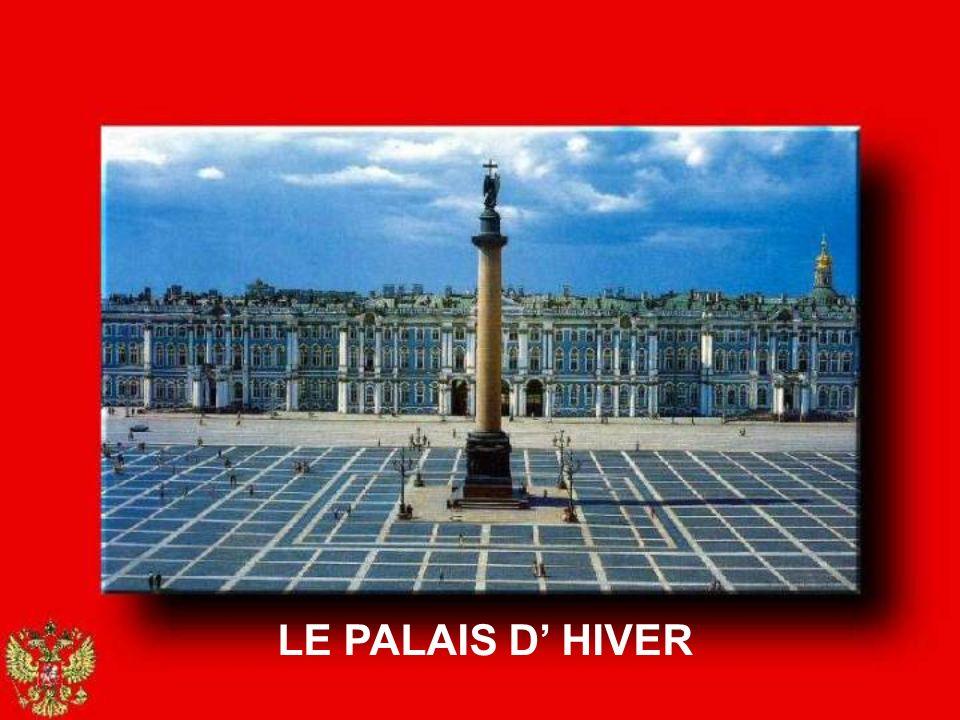 LE PALAIS D' HIVER