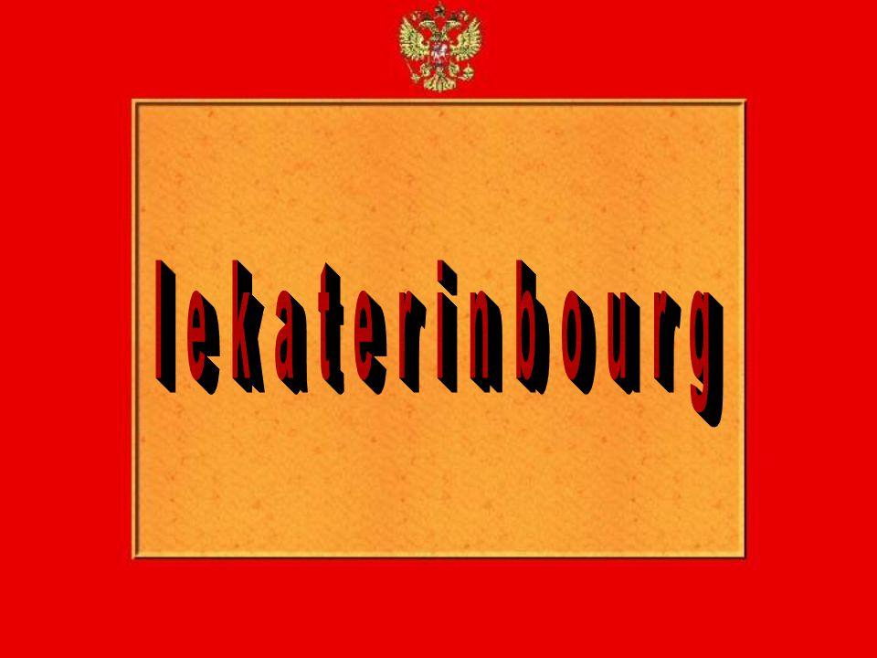 Iekaterinbourg